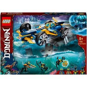 LEGO Ninjago Ninja Sub Speeder Set (71752)