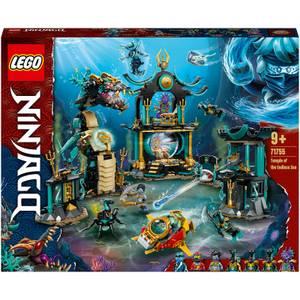 LEGO Ninjago Temple of the Endless Sea Set (71755)