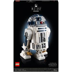 LEGO Star Wars R2-D2 Collectible Building Model (75308)