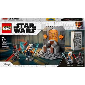 LEGO Star Wars: Duel on Mandalore Building Toy for Kids (75310)