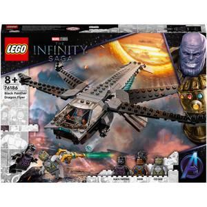 LEGO® Marvel Black Panther Dragon Flyer (76186)