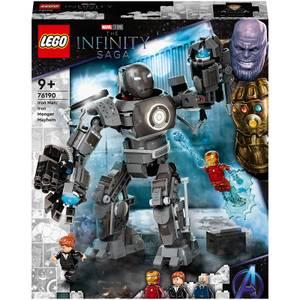 LEGO® Marvel Iron Man: Iron Monger Mayhem (76190)
