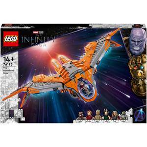 LEGO Marvel The Guardians' of the Galaxy Ship Set (76193)