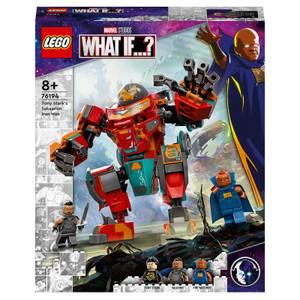 LEGO Marvel Tony Stark's Sakaarian Iron Man Set (76194)