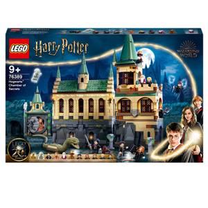 LEGO Harry Potter Les Chambre des Secrets de Poudlard (76389)