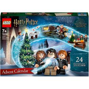 LEGO Harry Potter: Advent Calendar 2021 Set, Xmas Gift (76390)