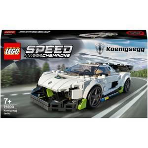 LEGO Speed Champions Koenigsegg Jesko Toy (76900)