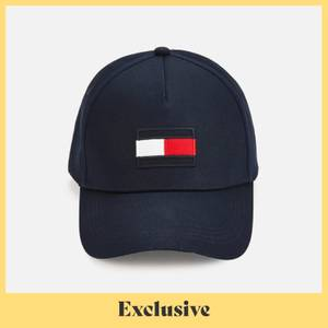 Tommy Hilfiger Men's Hut Exclusive Big Flag Cap - Desert Sky