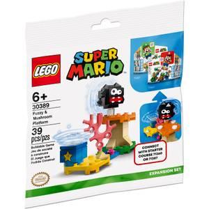 LEGO® Super Mario™: Fuzzy & Mushroom Plattform Erweiterungsset (30389)
