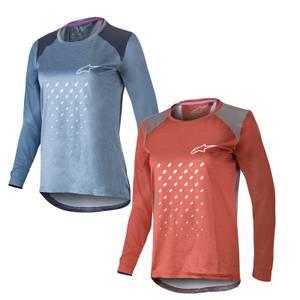 Alpinestars Women's Stella Alps 6.0 Long Sleeve MTB Jersey