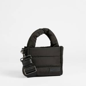 Ted Baker Women's Quineta Nylon Puffer Mini Tote Bag - Black