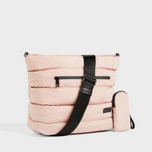 Ted Baker Women's Quinio Nylon Puffer Hobo Bag - Pl-Pink