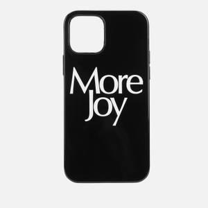 More Joy Women's More Joy iPhone 12 Case - Black