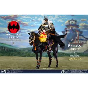 Star Ace Batman Ninja My Favourite Movie 1/6 Scale Collectible Action Figure - Batman (Samurai Version) With Horse