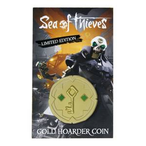 Sea Of Thieves - Gold Hoarder Limited Edition Coin