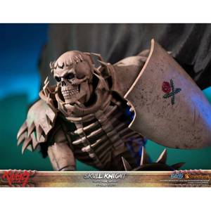 First 4 Figures - Berserk: Skull Knight White Bone Variant Resin Statue Figure