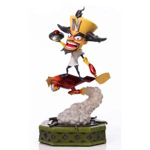 First 4 Figures - Crash Bandicoot: Dr. Neo Cortex Resin Statue Figure