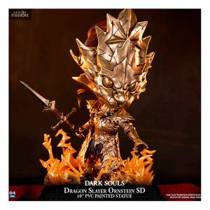 First 4 Figures - Dark Souls: Dragon Slayer Ornstein PVC Statue Figure