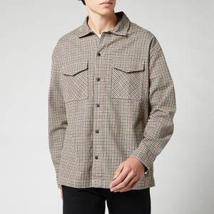 Tommy Jeans Men's Mini Check Overshirt - Houndstooth