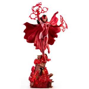 Iron Studios Marvel Comics BDS Art Scale Statue 1/10 Scarlet Witch 35 cm