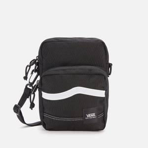 Vans Men's Construct Shoulder Bag - Black/White