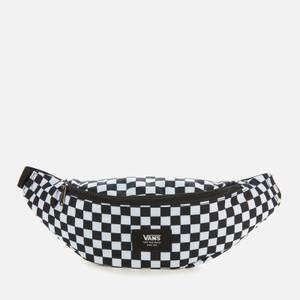 Vans Men's Mini Ward Cross Body Bag - Black/White Check