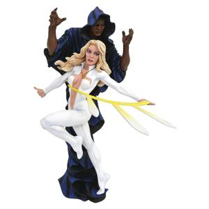 Diamond Select Marvel Gallery PVC Figure - Comic Cloak & Dagger