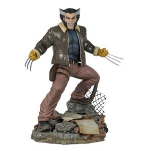 Diamond Select Marvel Gallery PVC Figure - Comic Days Of Future Past Wolverine