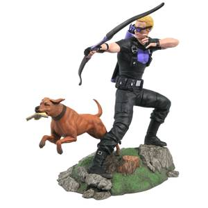 Diamond Select Marvel Gallery PVC Figure - Comic Hawkeye