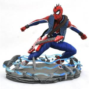 Diamond Select Marvel Gallery Spider-Man (PS4) PVC Figure - Spider-Punk