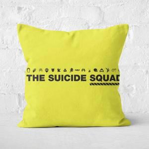 Suicide Squad Square Cushion