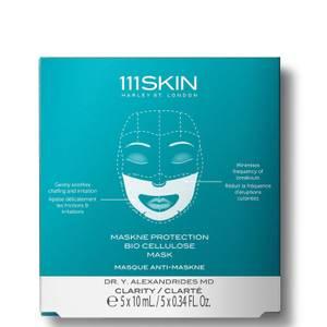 111SKIN Maskne Protection Biocellulose Mask Box