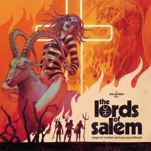 Waxwork - The Lords Of Salem (Original Motion Picture Soundtrack) 180g LP (Satanic Rite)