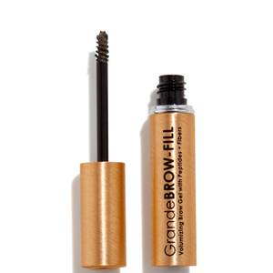 GRANDE Cosmetics GrandeBROW-FILL Volumizing Brow Gel - Ebony