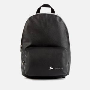 Calvin Klein Jeans Men's Micro Pebble Campus Backpack - Black