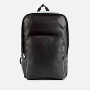 Calvin Klein Jeans Men's Smooth Logo Tape Backpack - Black