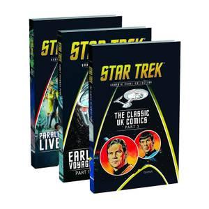 Star Trek Mystery Graphic Novel 10 Pack Books