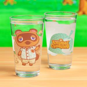 Nintendo Animal Crossing Glass
