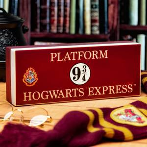Harry Potter Hogwarts Express Logo Light