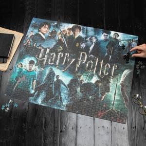 Harry Potter Jigsaw Puzzle - 1000 Pieces