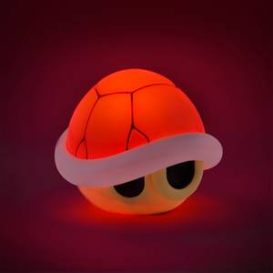 Mario Kart Red Shell Light with Sound