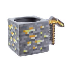 Minecraft Gold Pickaxe Mug