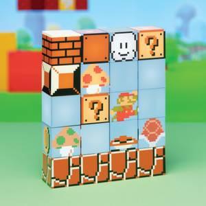 Super Mario Bros Build A Level Light