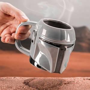The Mandalorian Shaped Mug