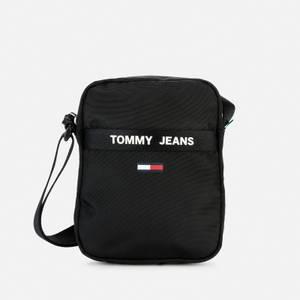 Tommy Jeans Men's Essential Reporter Bag - Black