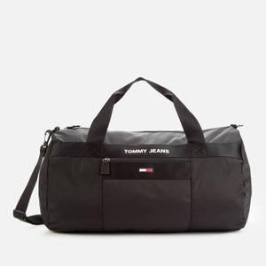 Tommy Jeans Men's Essential Duffle Bag - Black