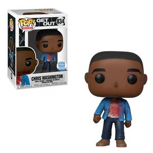 Get Out Chris Bloody Clothes EXC Funko Pop! Vinyl