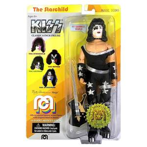 Mego 8 Inch Kiss Paul Stanley Action Figure