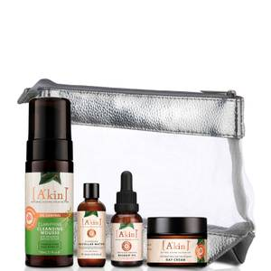 A'kin Heroes Collection - Anti-Ageing (Worth £53.00)