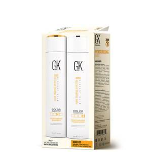 GKhair Moisturising Shampoo and Conditioner 300ml Duo